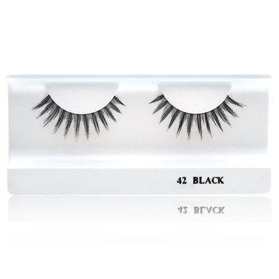 Two-two Elegant False Eye Lashes 42 Black