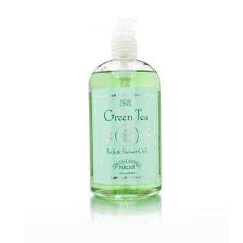 Perlier Nature's One Green Tea 500ml/16.8oz Bath Shower Gel