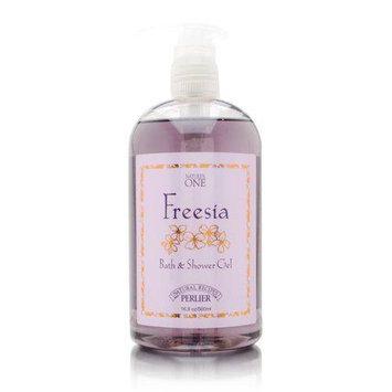 Perlier Nature's One Freesia 500ml/16.8oz Bath Shower Gel