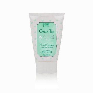 Perlier Nature's One Green Tea 120ml/4oz Hand Cream