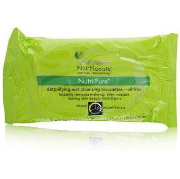 Garnier Nutritioniste Nutri-Pure Detoxifying Wet Cleansing Towelettes