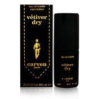 Vetiver Dry by Carven for Men EDT Spray