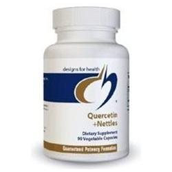 Designs For Health - Quercetin + Nettles 90 vegetarian capsules