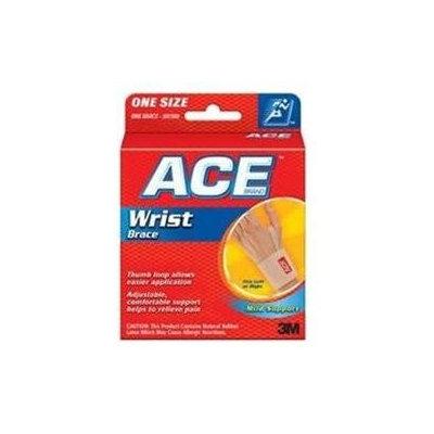Ace Wrist Brace Velcro 7306 - 1 ea