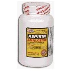 Aspirin Tablets 325 Mg 5 Grain - 300 Tab