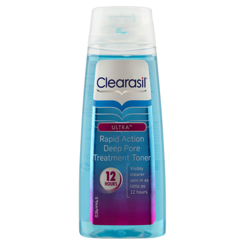 CLEARASIL® Ultra Rapid Action Deep Pore Treatment Toner