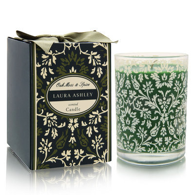 Laura Ashley Slider Box Scented Candle