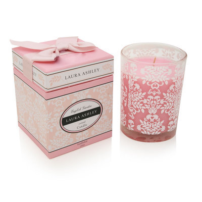 Laura Ashley Gift Box Scented Candle