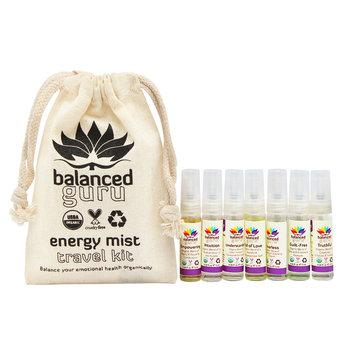 Balanced Guru Energy Mist Travel Size Kit