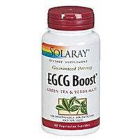 Solaray EGCG Boost - 60 Vegetarian Capsules