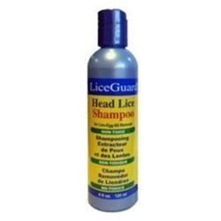 Liceguard Lice Guard Safe Egg Remover Shampoo - 4 Oz