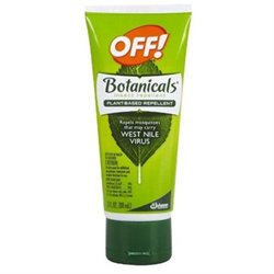 Off! Botanicals Insect Repellent, Plant-Based, 3 oz.