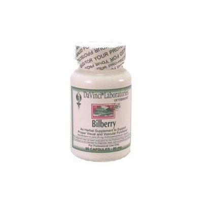 Sundown Naturals Bilbery 320mg Extract, Capsules, 60 ea