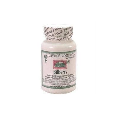 Sundown Naturals Bilbery 320mg Extract, Capsules, 60 ea