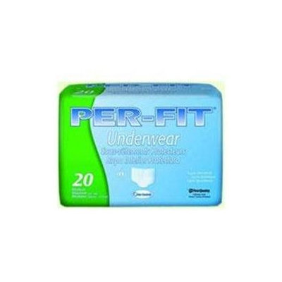 First Quality Prevail Adult Incontinence Underwear Per-Fit Protective