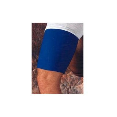 Sportaid, Thigh Support, Slip - On Neoprene, Blue, Small Of Size: 18