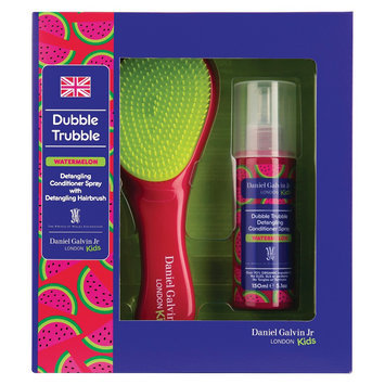 Dubble Trubble Daniel Galvin Jr Hair Shampoo And Styling Sets, Berry Berry