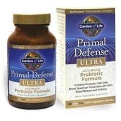 Garden of Life Primal Defense Ultra Probiotic Formula - 216 Vegetarian Capsules