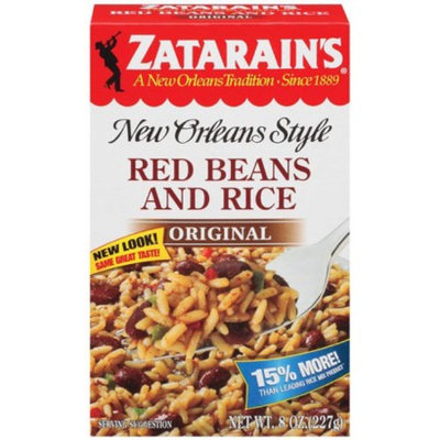 Zatarain's New Orleans Style Original Red Beans and Rice 8-oz.