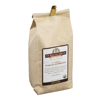 Di Bruno Bros. 9th Street Italian Espresso Coffee Beans Dark Roast