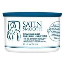 Satin Smooth Ssw14mp Titanium Blue Wax