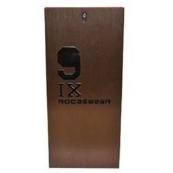 Rocawear 9 IX Rocawear 3.4 ozEDT Spray (Tester) Men