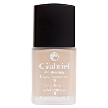 Gabriel Cosmetics Foundation Medium 1 floz, Beige