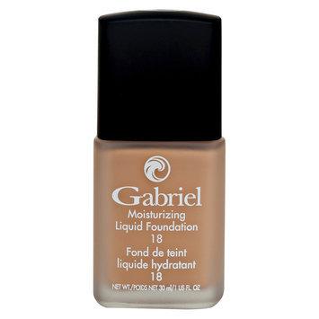 Gabriel Cosmetics Inc. - Moisturizing Liquid Foundation Tawny 18 SPF - 1 oz.