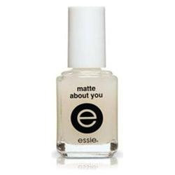 essie Matte About You Top Coat Matte Finisher