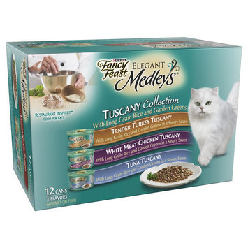Nestlé Purina Fancy Feast Elegant Medleys - Tuscany