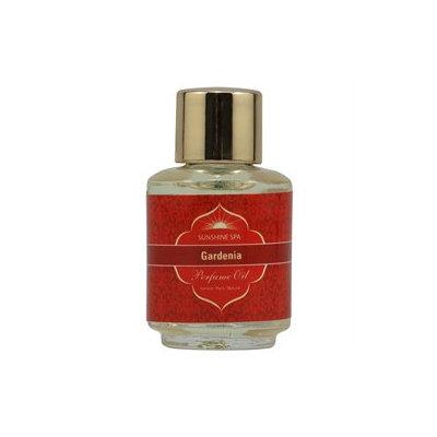 Sunshine Spa: Perfume Oil, Gardenia 0.25 oz