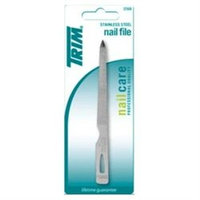 W.e. Bassett Co, Inc Trim Stainless Steel Nail File 5