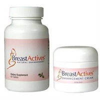 Pacific Naturals UH628 Breast Actives Combo