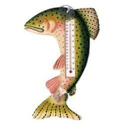 Bobbo Inc BOBBO2172003 Trout Thermometer Small