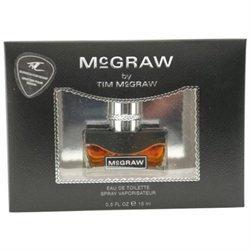McGraw Eau de Toilette Spray, .5 fl oz