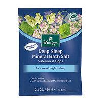 Kneipp Deep Sleep Valerian & Hops Mineral Bath Salt Sachet 60g