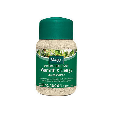 Kneipp - Warmth & Energy Mineral Bath Salt Spruce and Pine
