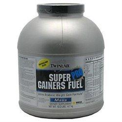 Twinlab - Super Gainers Fuel Pro Vanilla - 10.3 lbs.