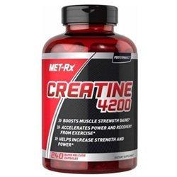 Metrx Met-Rx METXCREA42000240CP Creatine 4200 240ct
