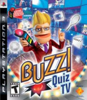 Sony Computer Entertainment Buzz Quiz TV! - game only