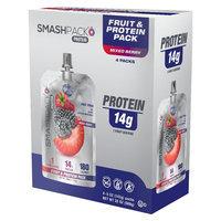 Smashpack On The Go Mixed Berry Protein Shake - 5 oz