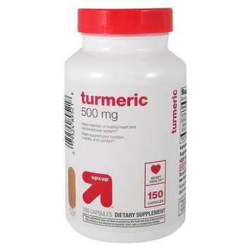 up & up Turmeric Capsule - 150 ct