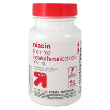 up & up Niacin Flush Free - 60 Count