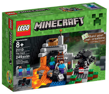 Lego LEGO Minecraft The Cave - LEGO SYSTEM AS