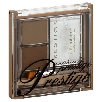 Prestige Brow Perfection Brow Shaping Studio, Medium to Dark BBK-04, 0.1 oz (2.9 g)