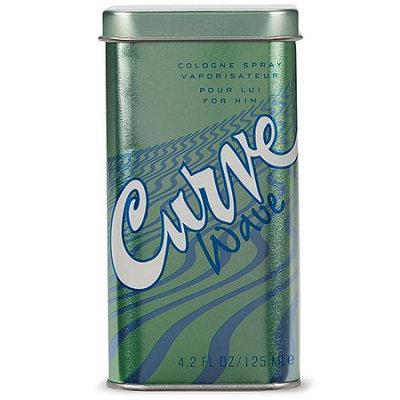 Curve Wave by Liz Claiborne Cologne Spray 4.2 Oz
