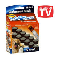 Pedi Paws Replacement Emery Heads