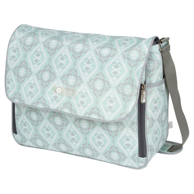 Bumble Collection Amber Tote in Majestic Mint