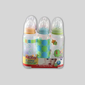 Luv N' Care, Ltd. Luv N Care 6-Pack Nuby Non-Drip Baby Bottles