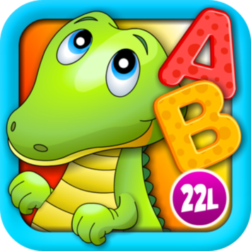 22learn, LLC Alphabet Aquarium School Adventure Vol 1: Teachme Letters